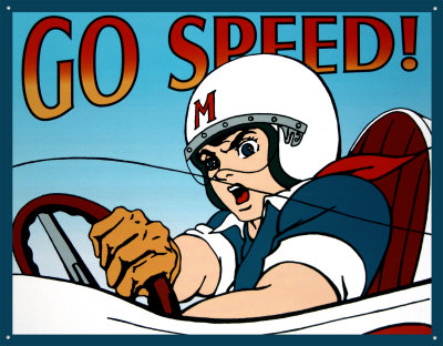 go-speed-racer